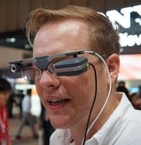 Обзор DoCoMo Intelligent Glass