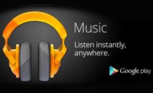 play music  для google glass