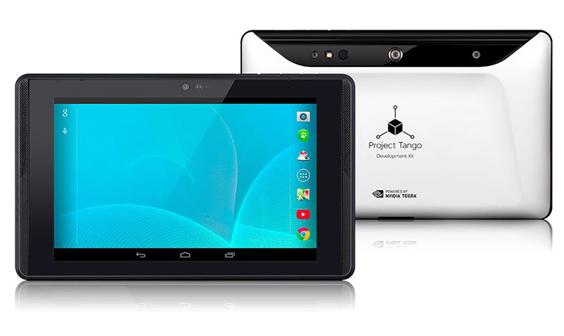 Google-developers-showes-AR-future-witt-Project-Tango-Tablet