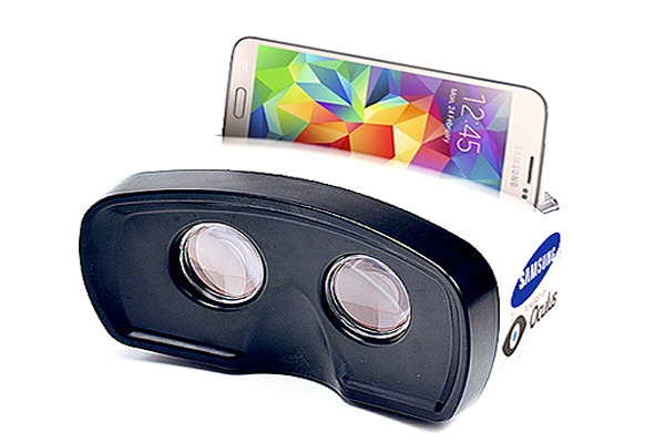 Gear VR com Galaxy Note 4