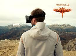 Merrell-uses-virtual-reality-for-brand-renovation