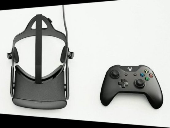 No-special-features-in-virtual-reality-system-Oculus-Rift