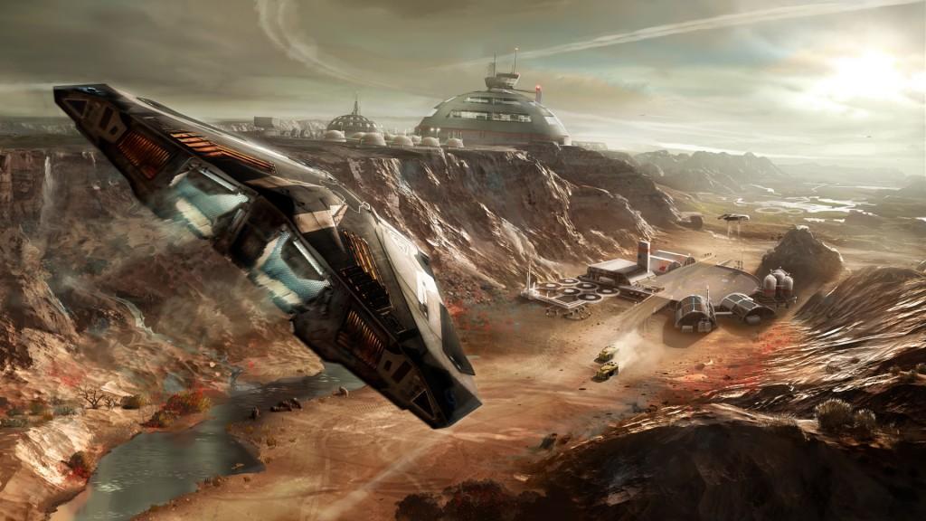 Simulator-elite-dangerous-release-on-December-16