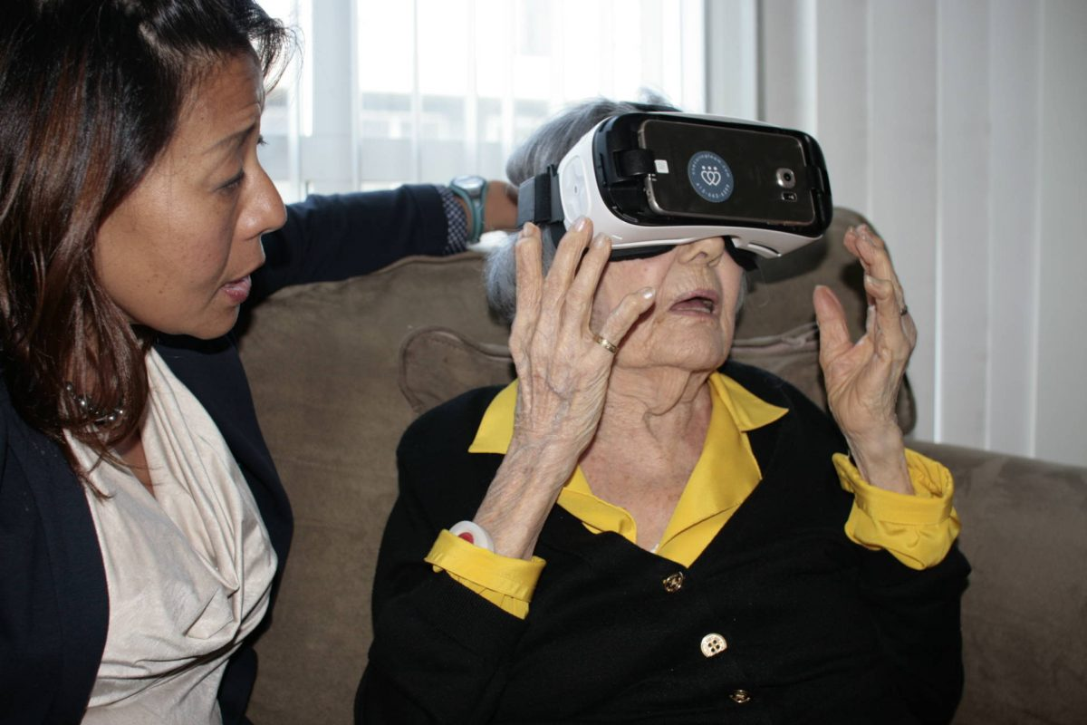 Virtual-Reality-for-The-Elderly