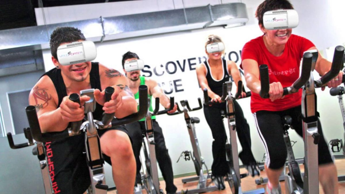 Virtual-reality-application-for-fitness-diversity