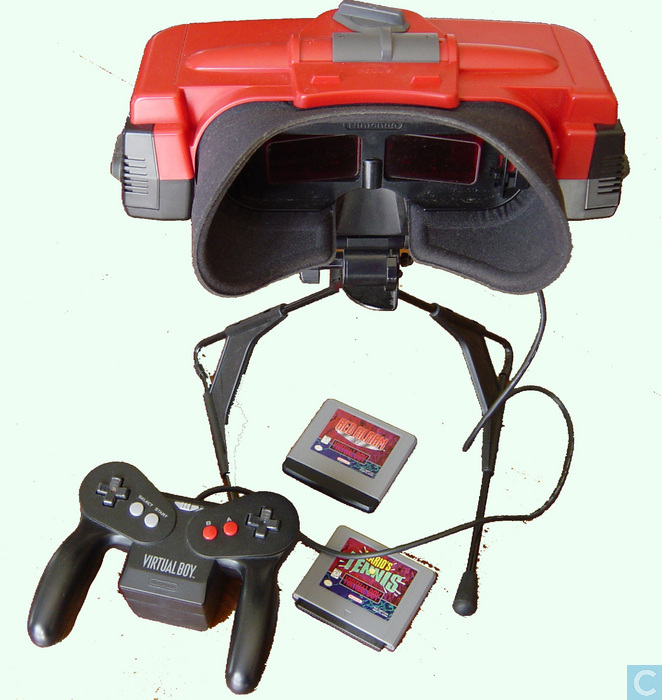 Virtual-reality-from-Nintendo