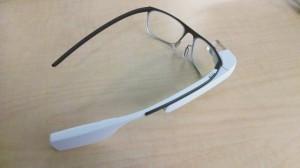 Google Glass с диоптриями