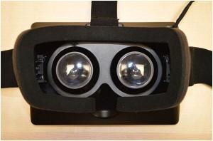 Прототип VR-устройства от NVidia