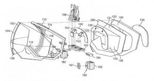 Очки виртуальной реальности от Apple в патенте