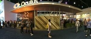 Стенд Oculus VR на E3