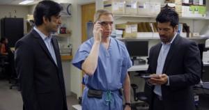Google Glass на службе у врачей