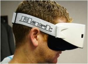 Очки-шлем виртуальной реальности