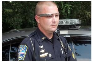 Полиция предупреждает быть осторожными с Google Glass