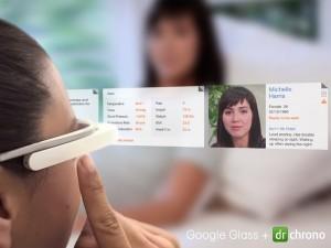 Drchrono + Google Glass