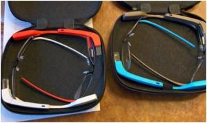 Комплект Google Glass для тестирования