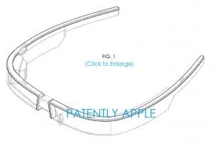 Новый дизайн Google Glass