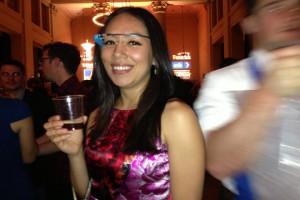 Google Glass и коктейль