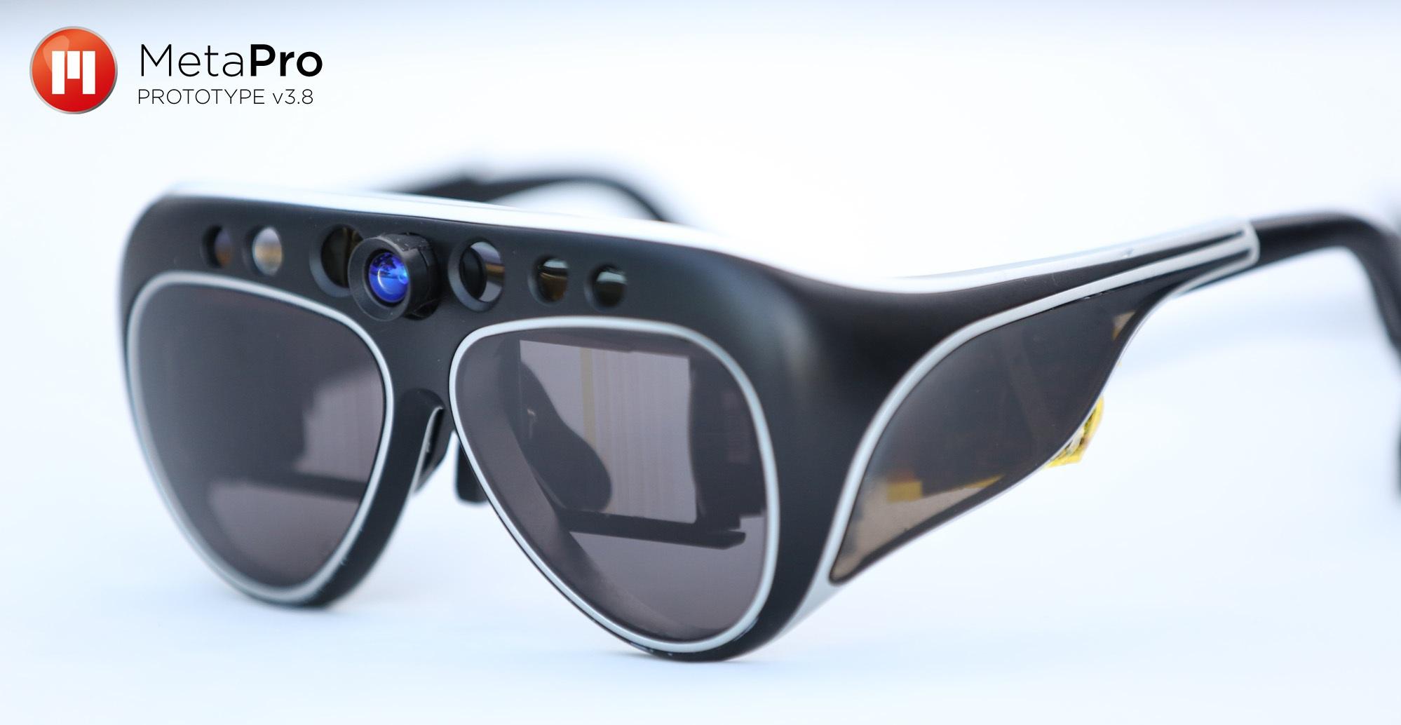 Израильские смарт-очки Meta Pro уже можно купить