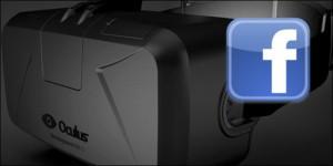 Oculus Rift теперь принадлежит Facebook