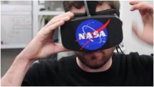 Oculus Rift на службе NASA