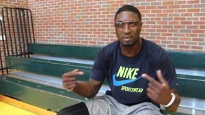 NBA и Google Glass