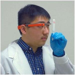 Google Glass в диагностике