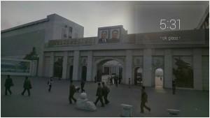 Северная Корея  в Google Glass