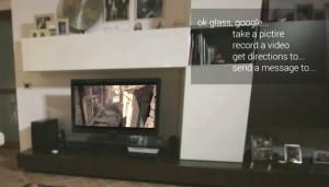 Видео-концепт для Google Glass