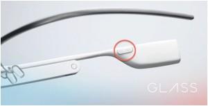 Пьезоэлемент Google Glass