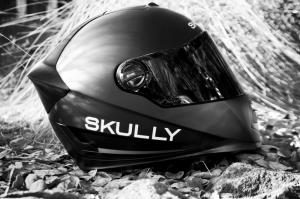 Виртуальный шлем Skully AR-1