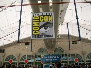 Выставка Comic Con